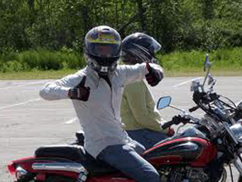 Motorcycle Safety Class